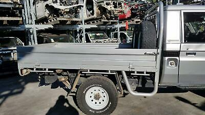 AU3097.50 • Buy Toyota Landcruiser Ute Back 70 Series (my07 Update), Steel Tray, 03/07- With Sid