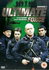 £0.25 • Buy Ultimate Force - Series 1 - Episodes 1 To 6 (DVD, 2003, 2-Disc Set)