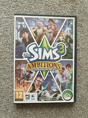 £5 • Buy The Sims 3: Ambitions (PC: Mac, 2010)