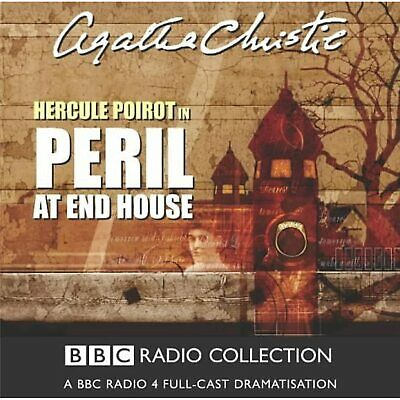 £11.51 • Buy Peril At End House (BBC Radio Collection) Agatha Christie - 2-Disc Set