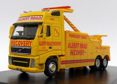 £38.76 • Buy Oxford Diecast 1/76 Scale VOL01REC - Volvo FH Recovery - Albert Road