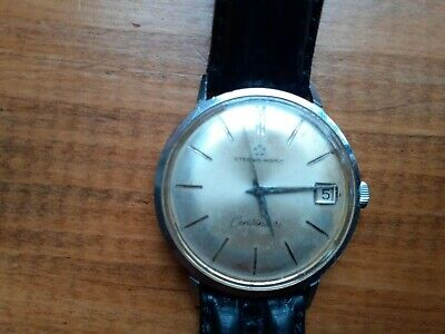 £100 • Buy Eterna Matic Centenaire Watch Without Box