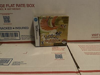 $319 • Buy Pokemon HeartGold CIB Authentic Tested Very Nice!