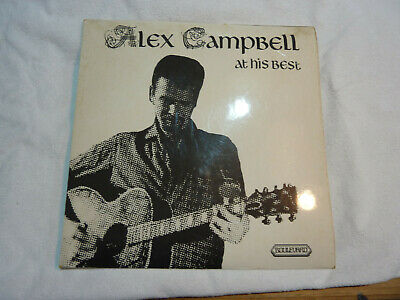 £3.17 • Buy Alex Campbell - At His Best