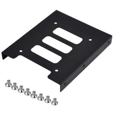 AU4.69 • Buy 2.5 Inch To 3.5 Inch SSD HDD Adapter Rack Hard Drive SSD Mounting Bracket NC