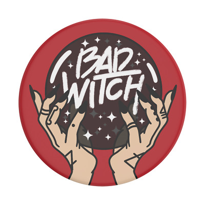 AU14.80 • Buy POPSOCKET - POPSOCKETS - Bad Witch - Swappable Top - ORIGINAL POPGRIP