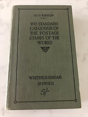£9.99 • Buy The Standard Catalogue Of The Postage Stamps Of The World 1939