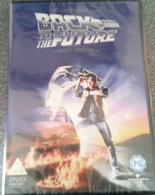 £3.97 • Buy Back To The Future*dvd*michael J Fox*classic Film*rated Pg*family*new*sealed
