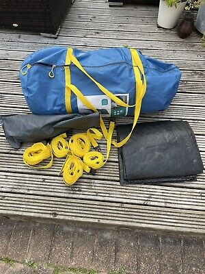 £150 • Buy Hi Gear Horizon Porch And Ground Sheet, Will Fit Horizon 400 And 700 Tents