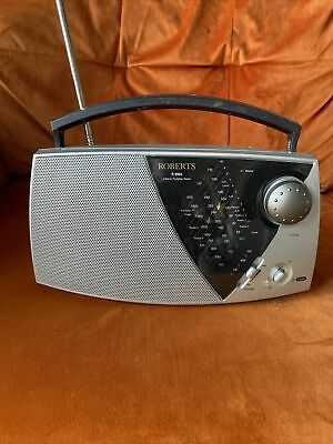 £2 • Buy Roberts Classic R 9904 3 Band FM/AM/LW Frequency Portable Radio