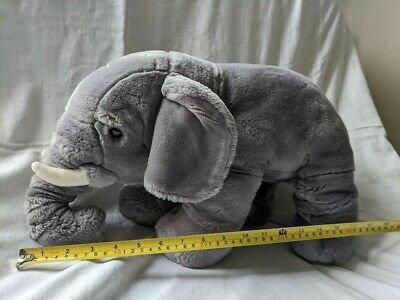 £2.77 • Buy Keel Simply Soft Collection Plush Elephant 11 Inc Tall Used Very Good Condition