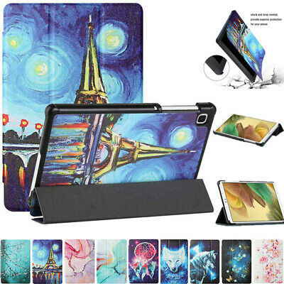 AU15.49 • Buy For Samsung Galaxy Tab A A7 S6 S7 Plus Shockproof Leather Stand Flip Case Cover