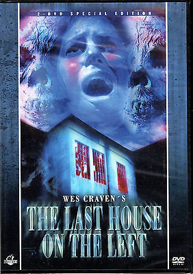 £16.99 • Buy The Last House On The Left , 2 Disc Special Edition , 100% Uncut , New / Sealed