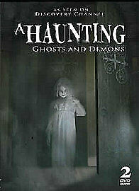 £3 • Buy A Haunting - Ghosts And Demons (DVD, 2009)