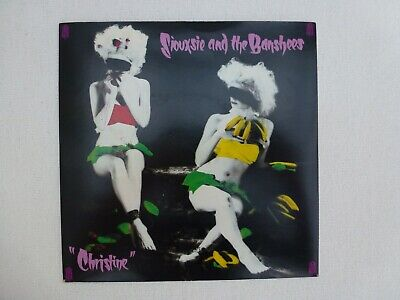 £1.99 • Buy Siouxsie And The Banshees -  Christine 1980 Uk Press 7  Vinyl Record Single
