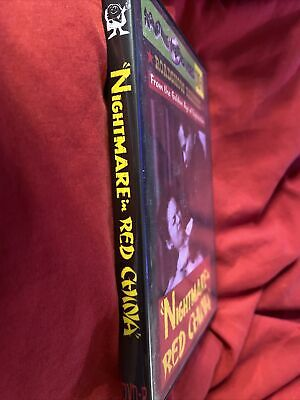 £5.81 • Buy Something Weird Video DVD Nightmare In Red China Exploitation