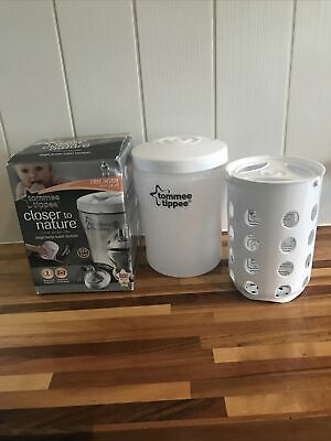 £6 • Buy Tommee Tippee Closer To Nature Steriliser