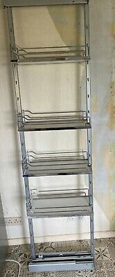 £10 • Buy Pull Out Larder Unit 300mm With Wire Baskets
