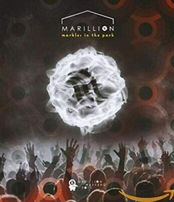 £2 • Buy Marillion    Marbles In The Park   Dvd + Extras New & Sealed