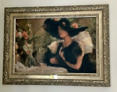 £525 • Buy French Post Impressionist Oil Painting