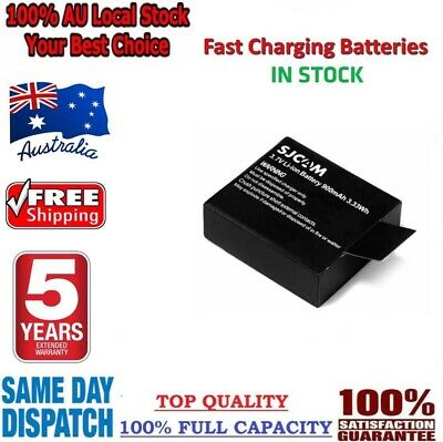 AU19.80 • Buy Battery For Campark X40 Action Camera 4K 20MP WiFi Action Camera EIS GoPro