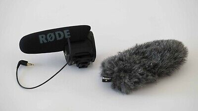 £20.50 • Buy RØDE Microphones VideoMic Pro R Compact Directional On Camera Microphone