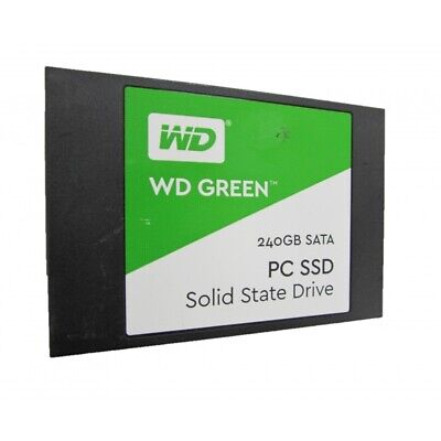 £24.95 • Buy WD Green WDS240G1G0A-00SS50 240GB SSD 2.5  SATAIII