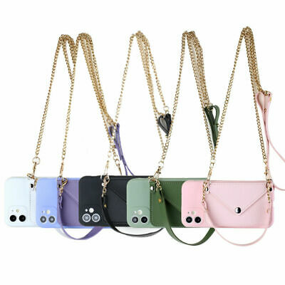 AU9.57 • Buy Card Pocket Soft Phone Case +Chain For Oneplus 5 5T 6 6T 7 7T 8 8T 9 Pro Nord