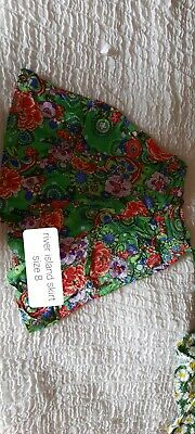 £0.99 • Buy River Island Floral Skirt Size 8