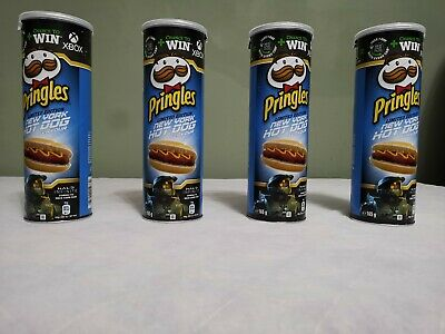 £19.99 • Buy NEW Pringles Limited Edition New York Hot Dog Flavour 165g X4