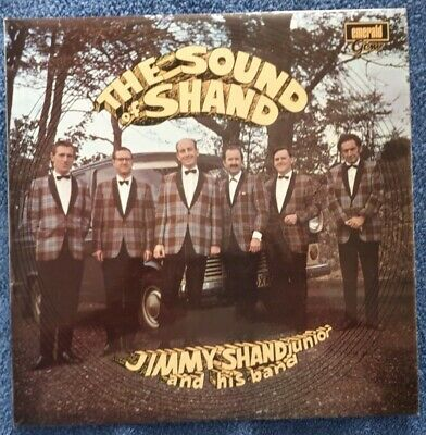 £2.99 • Buy Jimmy Shand Junior And His Band: The Sound Of Shand 12  Vinyl LP 1971 Very Good