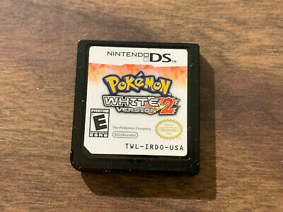 $114.95 • Buy Pokemon White 2 Version (Nintendo DS) -- Authentic Game Cart -- Tested