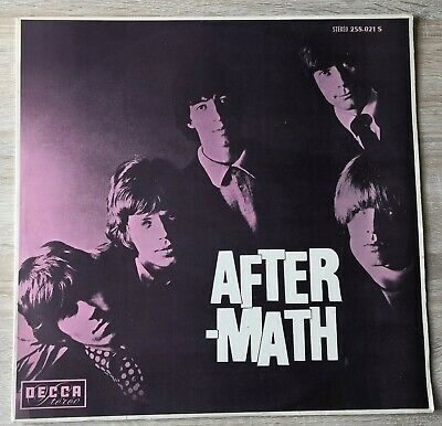 £42.96 • Buy Top Condition ROLLING STONES FRENCH STEREO April 1967 LP AFTERMATH