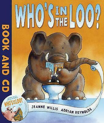 £2.55 • Buy Who's In The Loo? By Jeanne Willis, Good Used Book (Paperback) FREE & FAST Deliv
