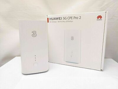 £299.99 • Buy Huawei 5G CPE Pro 2 Wi-Fi 6 Router - H122-373 - 3 Network