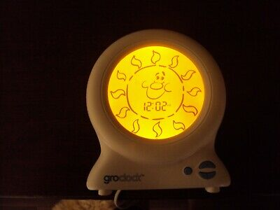 £19.99 • Buy The Gro Company Groclock Sleep Trainer - Tested & Working - Boxed