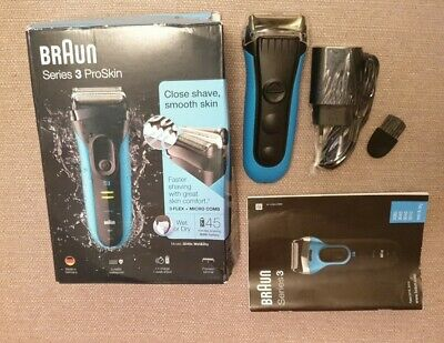 £22 • Buy Braun Series 3 3040s Wet And Dry Men's Shaver - New In Box