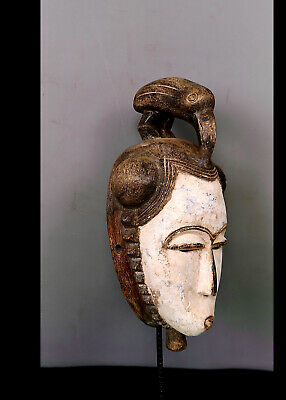 £26 • Buy Old Tribal Yohure  Mask    --- Coted'ivoire