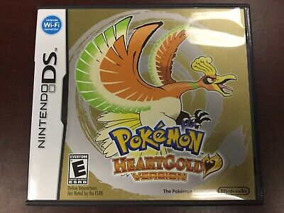 $34.95 • Buy Pokemon: HeartGold (Nintendo DS, 2010) ***CASE ONLY*** Authentic