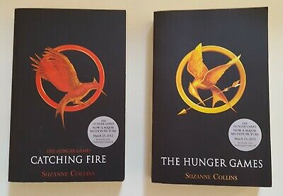 £1.50 • Buy Hunger Games And Catching Fire (Hunger Games Trilogy Books)