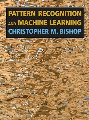 £19.20 • Buy Pattern Recognition And Machine Learning