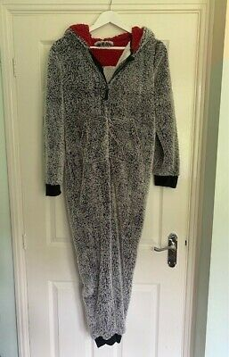 £2.50 • Buy Blue Zoo All In One Suit Wolf Design; Size 13-14 Years, Grey, Suit Boy Or Girl
