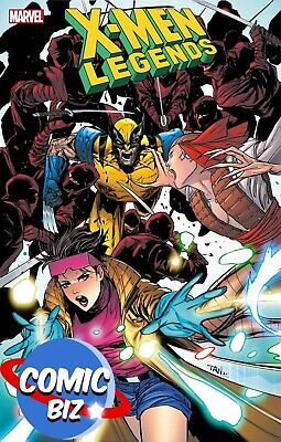 £3.65 • Buy X-men Legends #7 (2021) 1st Printing Bagged & Boarded  Main Cover Marvel Comics