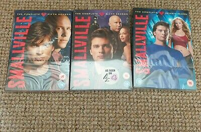 £3 • Buy Smallville Dvd Boxset Series Seasons 5, 6 And 7 BRAND NEW AND SEALED