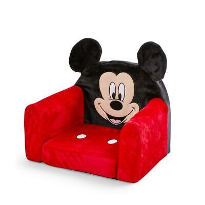 £35 • Buy Disney Mickey Mouse Pet Bed Dog Cat Red Soft Chair Black 3D Ears Xmas Primark