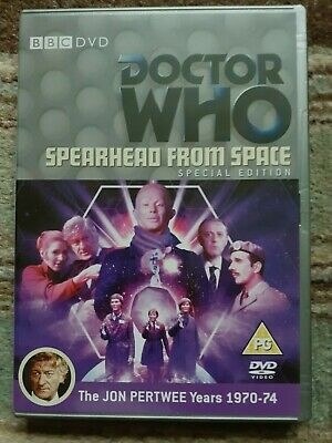 £0.99 • Buy Doctor Who - Spearhead From Space Special Edition DVD - Jon Pertwee