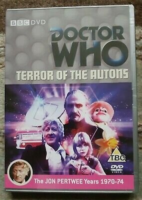 £0.99 • Buy Doctor Who - Terror Of The Autons DVD - Jon Pertwee
