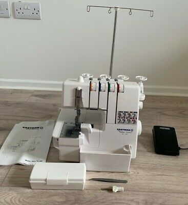£150 • Buy Eastman Tailor OL400 Overlocker - Hardly Used - Very Good Condition