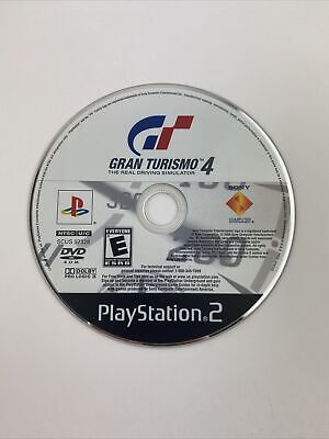 £5.08 • Buy Gran Turismo 4: The Real Driving Simulator (PlayStation 2, 2004) PS2 Disc Only