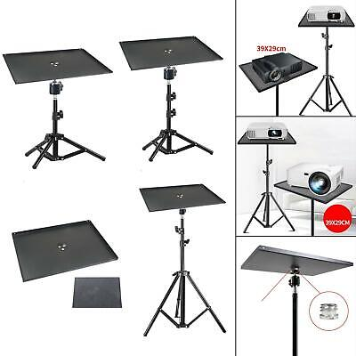 AU44.23 • Buy Projector Tripod Stand Foldable Laptop Tripod Outdoor Computer Holder Mount
